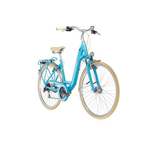 Cube Elly Ride - Bicicleta urbana - Easy Entry azul